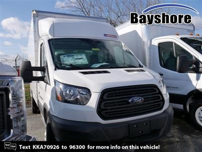 2019 Transit 350 HD DRW 4x2, Morgan Mini-Mover Cutaway Van #278039 - photo 1