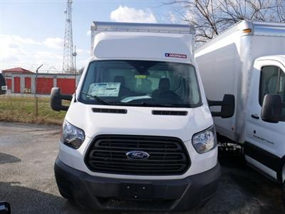 2019 Transit 350 HD DRW 4x2, Morgan Mini-Mover Cutaway Van #278039 - photo 3