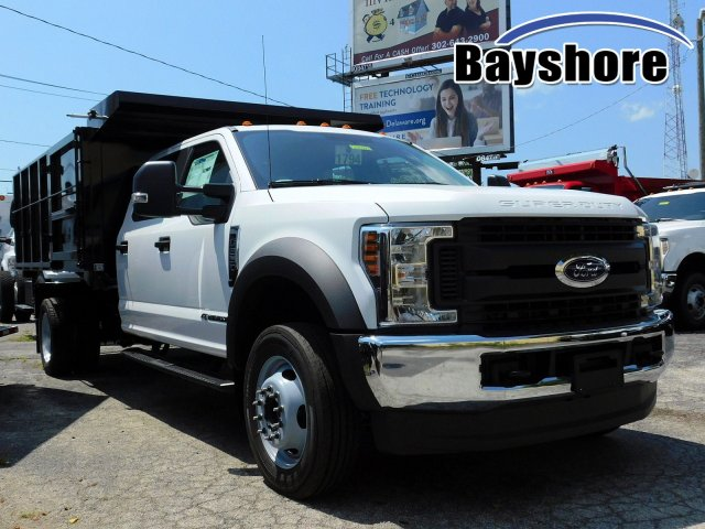 2019 F-550 Crew Cab DRW 4x4, Reading Landscape Dump #278281 - photo 1