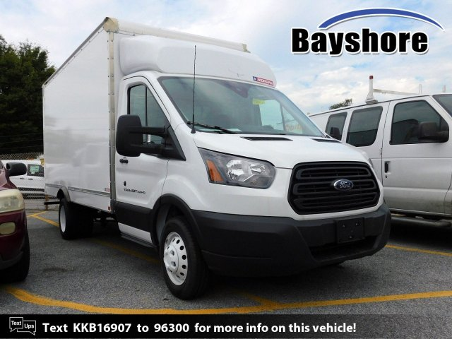 2019 Transit 350 HD DRW 4x2, Morgan Cutaway Van #278320 - photo 1