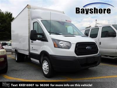 2019 Transit 350 HD DRW 4x2, Morgan Mini-Mover Cutaway Van #278320 - photo 1