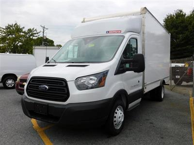 2019 Transit 350 HD DRW 4x2, Morgan Mini-Mover Cutaway Van #278320 - photo 4