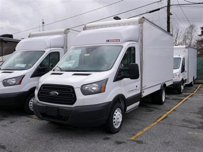 2019 Transit 350 HD DRW 4x2, Morgan Mini-Mover Cutaway Van #278496 - photo 4