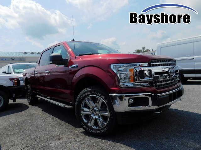 2019 F-150 SuperCrew Cab 4x4, Pickup #279126 - photo 1