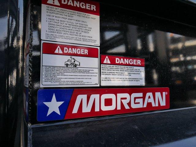 2019 F-450 Regular Cab DRW 4x4, Morgan Dump Body #279127 - photo 13