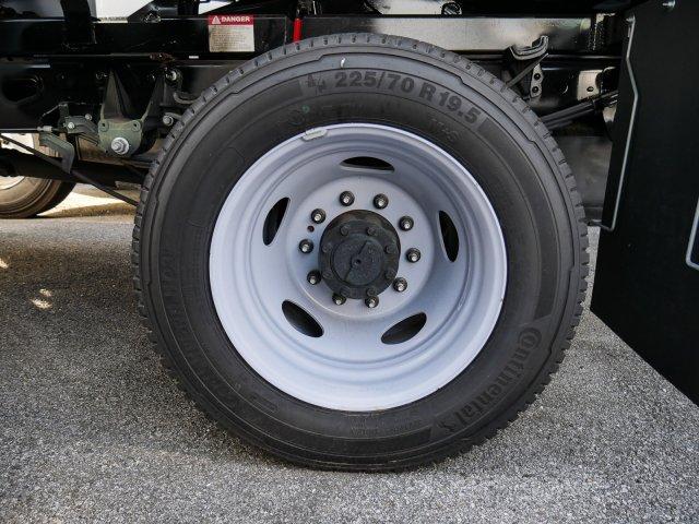 2019 F-450 Regular Cab DRW 4x4, Morgan Dump Body #279127 - photo 7
