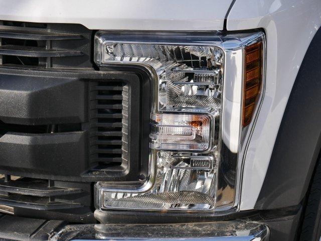 2019 F-450 Regular Cab DRW 4x4, Morgan Dump Body #279127 - photo 8