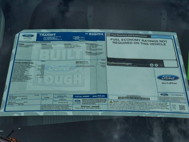 2019 Transit 350 HD DRW 4x2, Dejana DuraCube Cutaway Van #279213 - photo 23