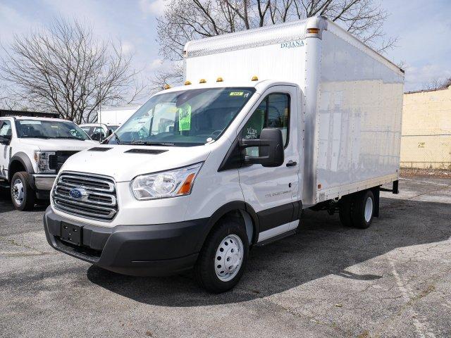 2019 Transit 350 HD DRW 4x2, Dejana DuraCube Cutaway Van #279213 - photo 4
