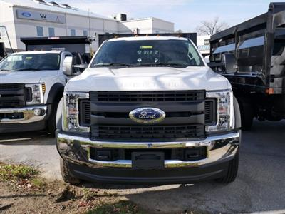 2019 F-450 Crew Cab DRW 4x4, Reading Steel Stake Bed #279242 - photo 3