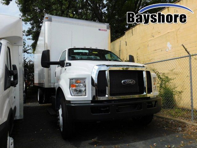 2019 F-650 Regular Cab DRW 4x2, Morgan Gold Star Dry Freight #279397 - photo 1