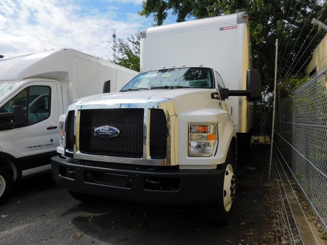 2019 F-650 Regular Cab DRW 4x2, Morgan Gold Star Dry Freight #279397 - photo 4