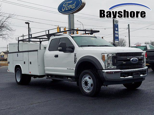 2019 F-550 Super Cab DRW 4x2, Cab Chassis #279615 - photo 1