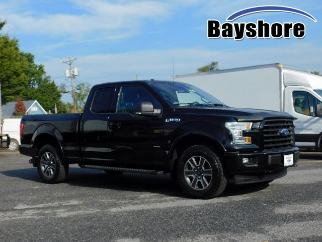2017 F-150 Super Cab 4x4, Pickup #279653 - photo 1