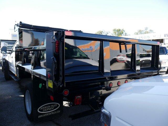 2019 F-550 Super Cab DRW 4x4, Beau-Roc Dump Body #279722 - photo 5
