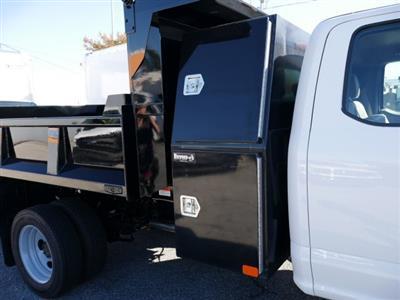 2019 F-550 Super Cab DRW 4x4, Beau-Roc Dump Body #279722 - photo 8