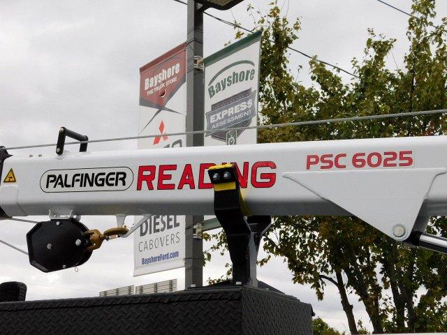 2019 F-550 Super Cab DRW 4x4, Palfinger PAL Pro 39 Crane Body #279837 - photo 12