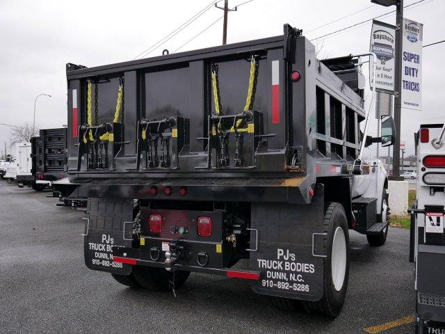 2019 F-750 Regular Cab DRW 4x2, Godwin Dump Body #279920 - photo 1