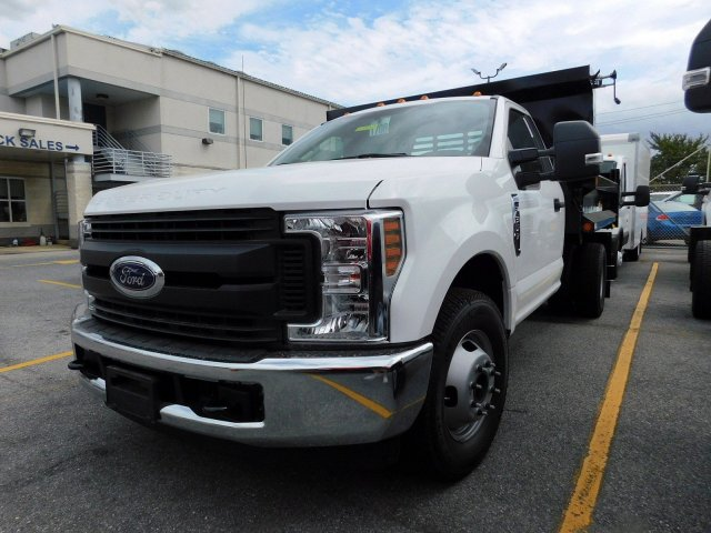 2019 F-350 Regular Cab DRW 4x2, Reading Marauder SL Dump Body #279932 - photo 4