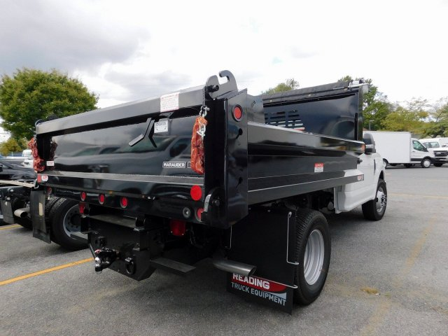 2019 F-350 Regular Cab DRW 4x2, Reading Dump Body #279932 - photo 1