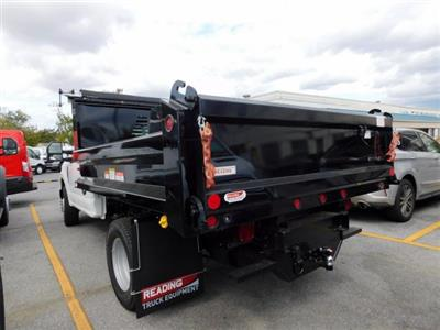 2019 F-350 Regular Cab DRW 4x2, Reading Marauder SL Dump Body #279932 - photo 5