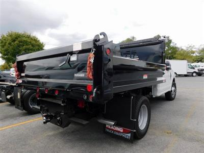 2019 F-350 Regular Cab DRW 4x2, Reading Marauder SL Dump Body #279932 - photo 2