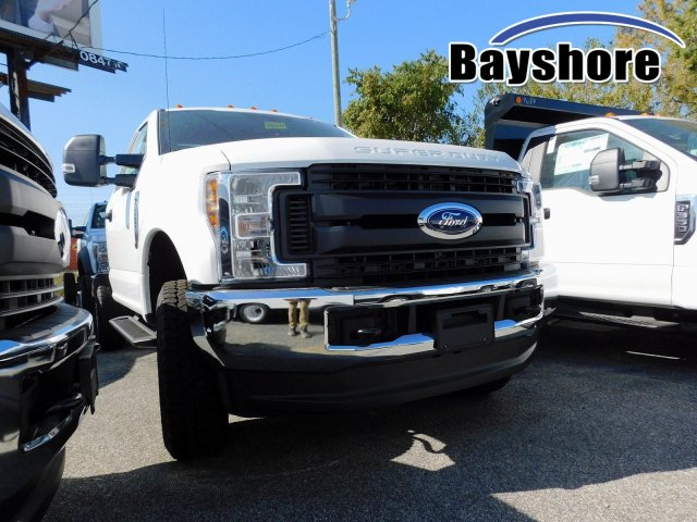 2019 F-350 Regular Cab 4x4, Cab Chassis #280042 - photo 1