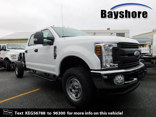 2019 F-350 Crew Cab 4x4, Cab Chassis #280194 - photo 1