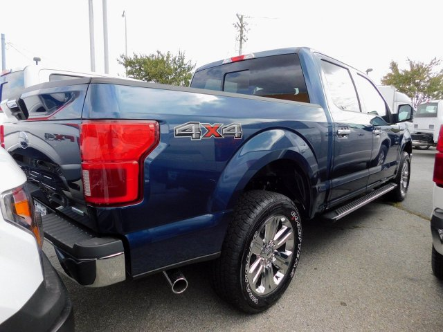 2019 F-150 SuperCrew Cab 4x4, Pickup #280544 - photo 1