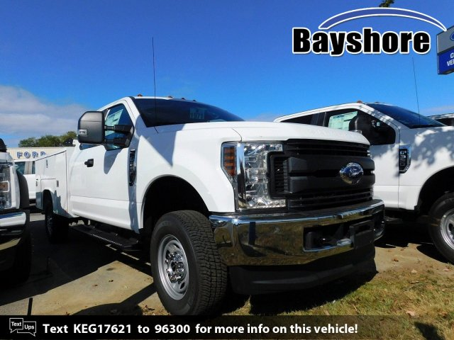 2019 F-250 Super Cab 4x4, Reading Service Body #280582 - photo 1
