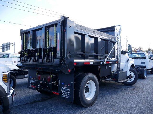 2019 F-750 Regular Cab DRW 4x2, Godwin Dump Body #280597 - photo 1