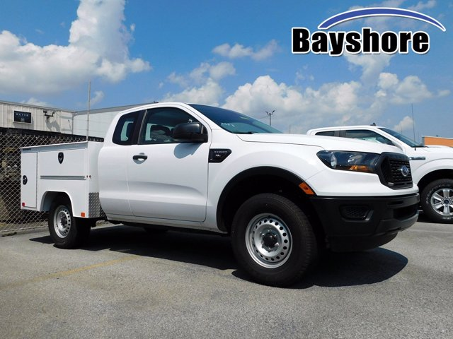 2019 Ranger Super Cab 4x2, Cab Chassis #280679 - photo 1