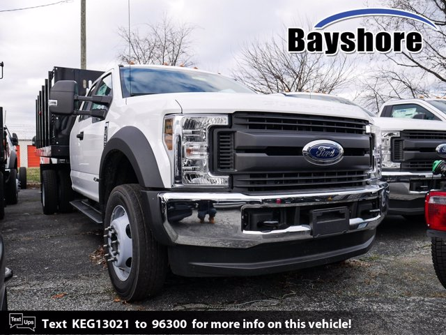 2019 F-550 Super Cab DRW 4x4, Reading Stake Bed #280727 - photo 1
