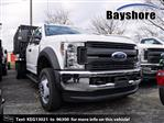 2019 F-550 Super Cab DRW 4x4, Reading Steel Stake Bed #280727 - photo 1