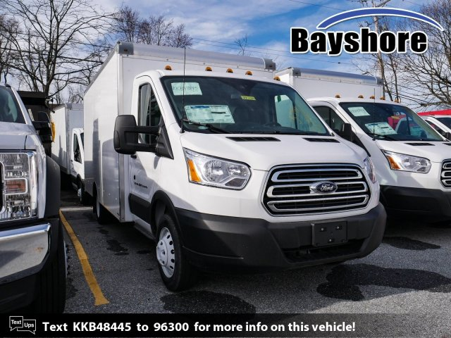 2019 Transit 350 HD DRW 4x2, Supreme Cutaway Van #280728 - photo 1