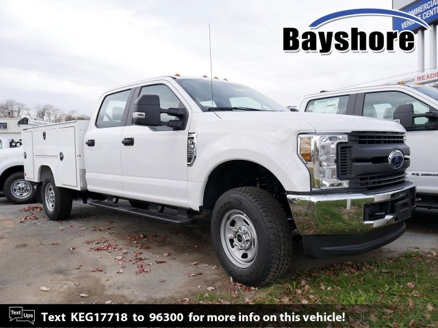 2019 F-350 Crew Cab 4x4, Duramag Service Body #280763 - photo 1