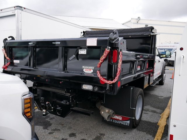 2019 F-450 Crew Cab DRW 4x4, Reading Dump Body #280913 - photo 1