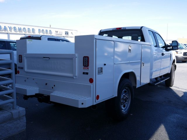 2019 F-350 Super Cab 4x4, Reading Service Body #281005 - photo 1