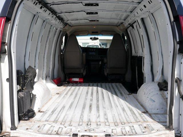 2016 Savana 2500 4x2, Empty Cargo Van #281152 - photo 1