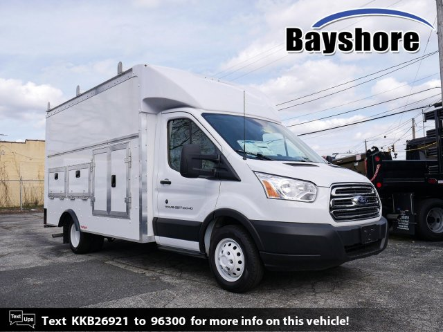 2019 Transit 350 HD DRW 4x2, Rockport Service Utility Van #281402 - photo 1
