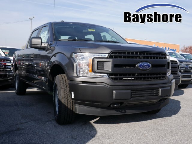 2019 F-150 SuperCrew Cab 4x4, Pickup #281594 - photo 1