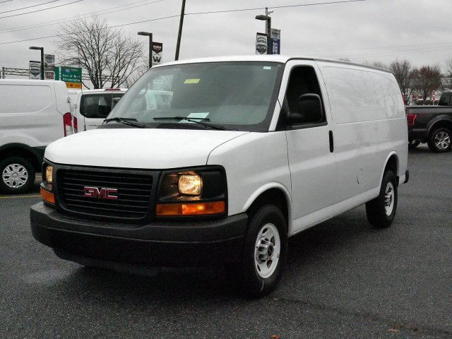 2013 Savana 2500 4x2, Empty Cargo Van #281678 - photo 5