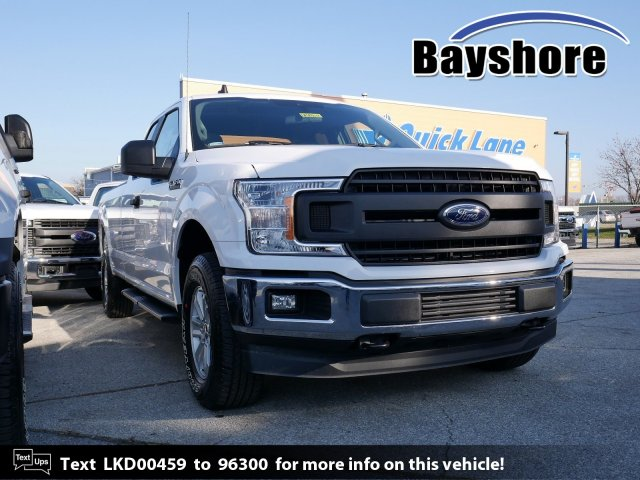2020 F-150 Super Cab 4x4, Pickup #281869 - photo 1