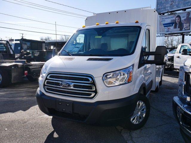 2019 Transit 350 4x2, Reading Aluminum CSV Service Utility Van #281899 - photo 4