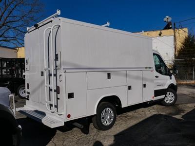 2019 Transit 350 4x2, Reading Aluminum CSV Service Utility Van #281899 - photo 2