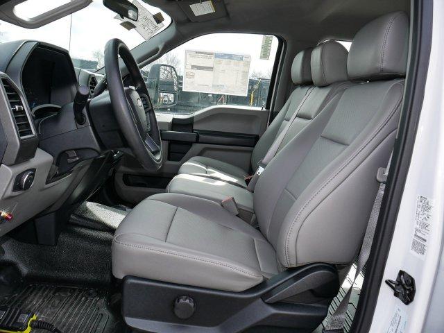 2019 F-550 Crew Cab DRW 4x4, Morgan Prostake Platform Body Stake Bed #282076 - photo 13