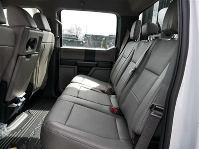 2019 F-550 Crew Cab DRW 4x4, Morgan Prostake Platform Body Stake Bed #282076 - photo 10