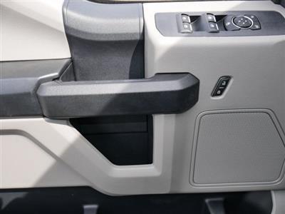2019 F-550 Crew Cab DRW 4x4, Morgan Prostake Platform Body Stake Bed #282076 - photo 12