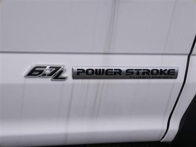 2019 F-550 Crew Cab DRW 4x4, Morgan Prostake Platform Body Stake Bed #282076 - photo 31
