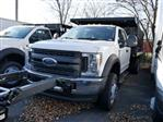 2019 F-450 Super Cab DRW 4x4, Rugby Versa Rack Landscape Dump #282108 - photo 4